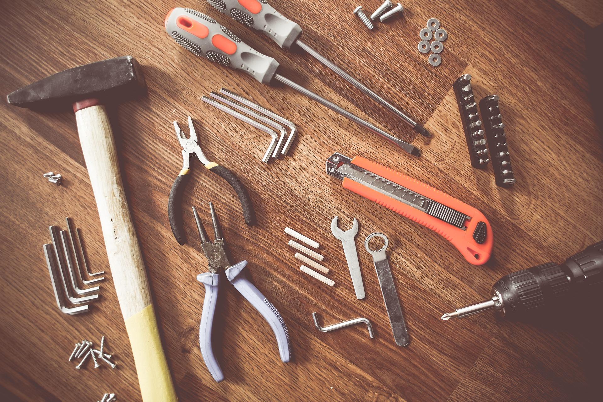 Verktyg som kan användas av kontrollansvarig för bygglov.